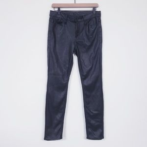 MOTHER The Muse Vegan Leather Pants